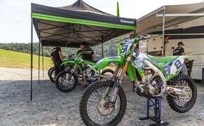 Kawasaki KX250 MX 2020 Test Bild 16