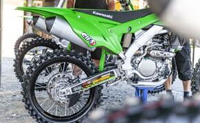 Kawasaki KX250 MX 2020 Test Bild 3