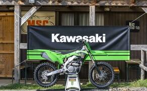 Kawasaki KX250 MX 2020 Test Bild 20