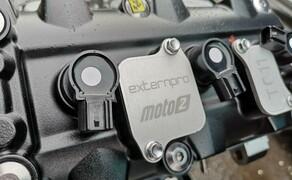 Die Technik der Moto2 - Hinter den Kulissen Bild 8 ExternPro hat bereits die Honda Motoren für die Moto2 gebaut.