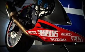 Suzuki GSX-R 1000 Umbau: Technik der GSX-R 1000 R Bild 14