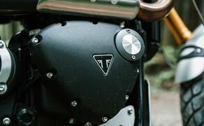 Triumph Scrambler 1200 XE Test Bild 13