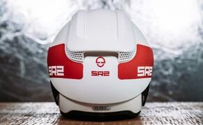 Schuberth SR2 in Horizon Red Bild 9