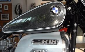 Glemseck 101: Die 14. Runde 2019 Bild 6 Die BMW Concept R 18