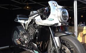 Glemseck 101: Die 14. Runde 2019 Bild 17 Die neue Honda CB 1000 R mal komplett anders gedacht.