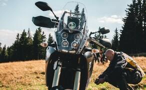 Yamaha Ténéré 700 - Offroad-Test am Hochwechsel Bild 11