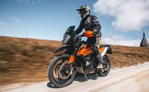 KTM 790 Adventure - Offroad-Test am Hochwechsel Bild 1