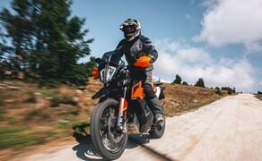 KTM 790 Adventure - Offroad-Test am Hochwechsel Bild 17
