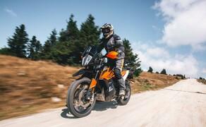 KTM 790 Adventure - Offroad-Test am Hochwechsel Bild 20