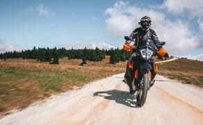 KTM 790 Adventure - Offroad-Test am Hochwechsel Bild 2