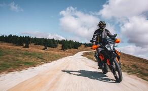 KTM 790 Adventure - Offroad-Test am Hochwechsel Bild 4