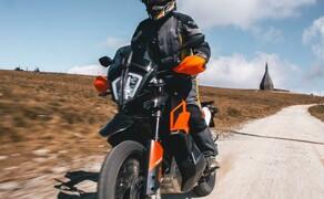 KTM 790 Adventure - Offroad-Test am Hochwechsel Bild 5