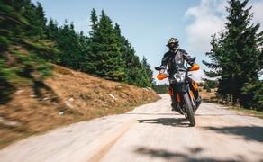 KTM 790 Adventure - Offroad-Test am Hochwechsel Bild 7