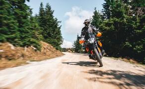 KTM 790 Adventure - Offroad-Test am Hochwechsel Bild 19