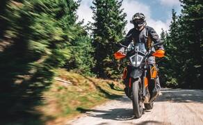 KTM 790 Adventure - Offroad-Test am Hochwechsel Bild 9