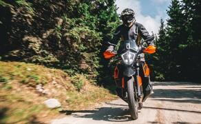 KTM 790 Adventure - Offroad-Test am Hochwechsel Bild 12