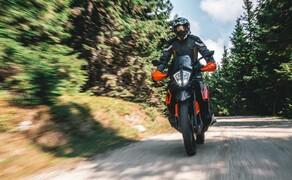 KTM 790 Adventure - Offroad-Test am Hochwechsel Bild 18