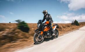 KTM 790 Adventure - Offroad-Test am Hochwechsel Bild 6