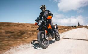 KTM 790 Adventure - Offroad-Test am Hochwechsel Bild 8