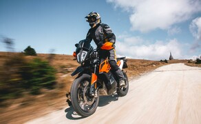 KTM 790 Adventure - Offroad-Test am Hochwechsel Bild 10