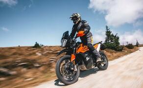 KTM 790 Adventure - Offroad-Test am Hochwechsel Bild 14