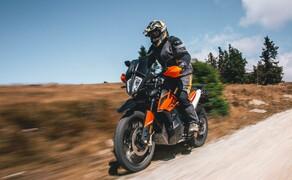 KTM 790 Adventure - Offroad-Test am Hochwechsel Bild 15
