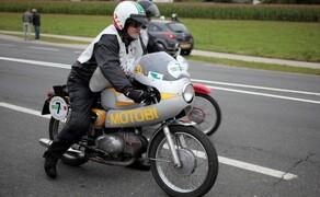 European Bike Week- Harleyparty am Faaker See Bild 8 Anreise auf Achse- Ehrensache