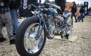 """European Bike Week- Harleyparty am Faaker See Bild 2 Heißer Kandidat für den """"Best in Show"""" Customizing-Pokal"""