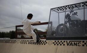 European Bike Week- Harleyparty am Faaker See Bild 14 Harley-Davidson meets Vans - Legendäre US-Companies unter sich