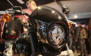 European Bike Week- Harleyparty am Faaker See Bild 16 Sportliche Lampenmaske