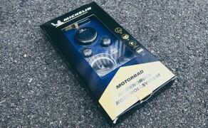 Michelin Zweirad-Reifendruckkontrollsystem im Test! Bild 1