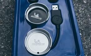 Michelin Zweirad-Reifendruckkontrollsystem im Test! Bild 2