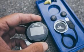 Michelin Zweirad-Reifendruckkontrollsystem im Test! Bild 4