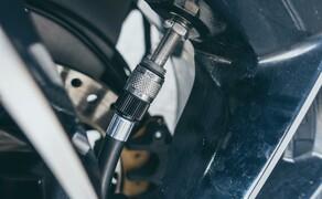 Michelin Zweirad-Reifendruckkontrollsystem im Test! Bild 14