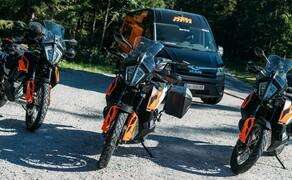 Abenteuer Österreich - unterwegs mit der KTM 790 Adventure Bild 18