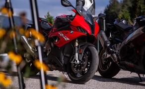 Aprilia RSV4 1100 Factory vs. BMW S 1000 RR 2019 Bild 16 BMW S 1000 RR