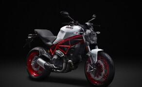 """Ducati Monster – nackte italienische Emotion seit 1992 Bild 9 Ducati Monster 797 - die neue """"kleine"""" Monster der aktuellen Serie"""