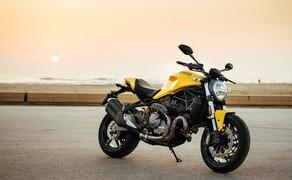 """Ducati Monster – nackte italienische Emotion seit 1992 Bild 10 Ducati Monster 797 - die neue """"kleine"""" Monster der aktuellen Serie"""