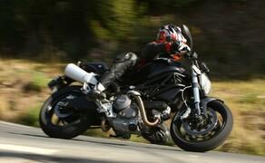 Ducati Monster – nackte italienische Emotion seit 1992 Bild 7 Ducati Monster 696 - das Upgrade der 695