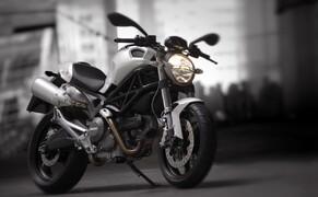 Ducati Monster – nackte italienische Emotion seit 1992 Bild 8 Ducati Monster 696 - das Upgrade der 695