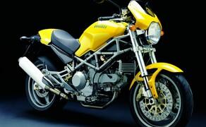 Ducati Monster – nackte italienische Emotion seit 1992 Bild 5 Ducati M1000S