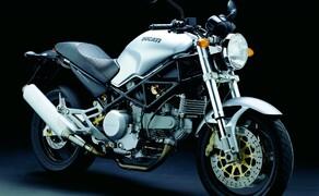 Ducati Monster – nackte italienische Emotion seit 1992 Bild 3 Ducati M800 - das Upgrade 750er-Mittelklasse-Monster