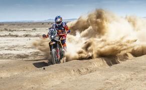 Sam Sunderland gewinnt mit KTM die FIM Rally WM 2019 Bild 2