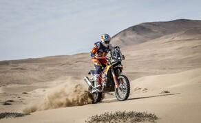 Sam Sunderland gewinnt mit KTM die FIM Rally WM 2019 Bild 3