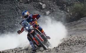 Sam Sunderland gewinnt mit KTM die FIM Rally WM 2019 Bild 5