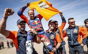 Sam Sunderland gewinnt mit KTM die FIM Rally WM 2019 Bild 6