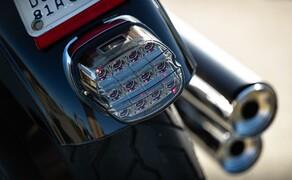 Harley-Davidson Low Rider S 2020 Test in Kalifornien Bild 9