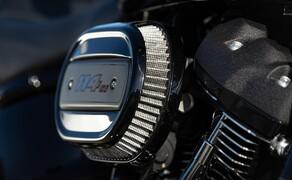Harley-Davidson Low Rider S 2020 Test in Kalifornien Bild 14