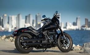 Harley-Davidson Low Rider S 2020 Test in Kalifornien Bild 15 Insgesamt ist die Maschine ein wahnsinnig spannende Erweiterung im Softail Segment.