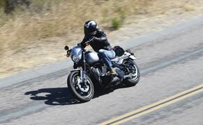 Harley-Davidson Low Rider S 2020 Test in Kalifornien Bild 3